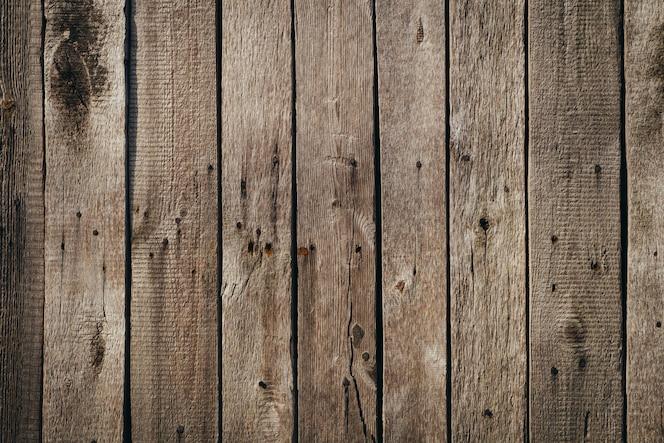 Textura de cerca de madeira ¡