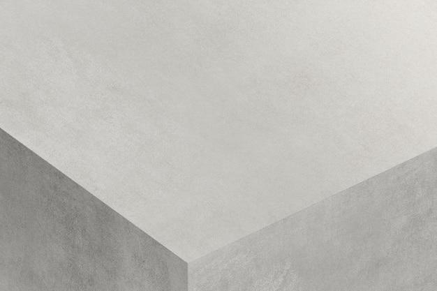 Textura de cimento de fundo de concreto com espaço em branco