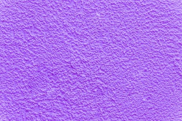 Textura de cimento de parede roxa protão
