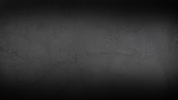 Textura de cimento e fundo gradiente sem pessoas. (linha horizontal preta)