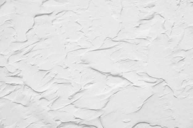 Textura de concreto branco grunge.