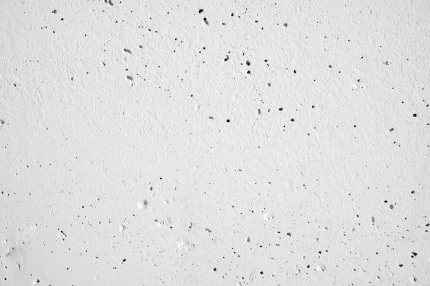 Textura de concreto poroso branco, material de construção interno
