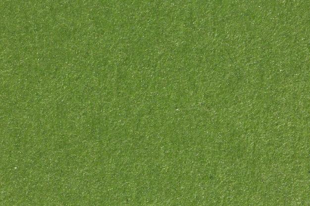 Textura de cor verde uma folha de papel escovado. foto de alta resolução.