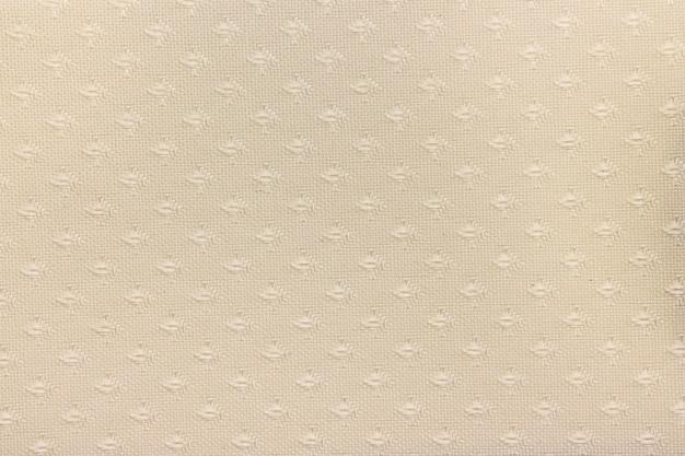 Textura de cortina cega de tecido bege