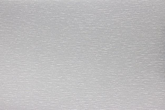 Textura de cortina cega de tecido cinza