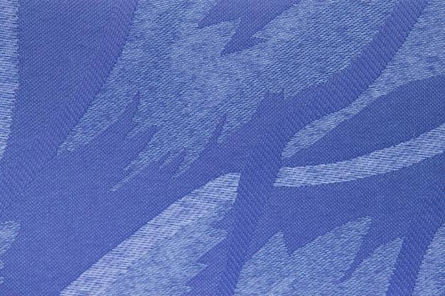Textura de cortina de tecido violeta
