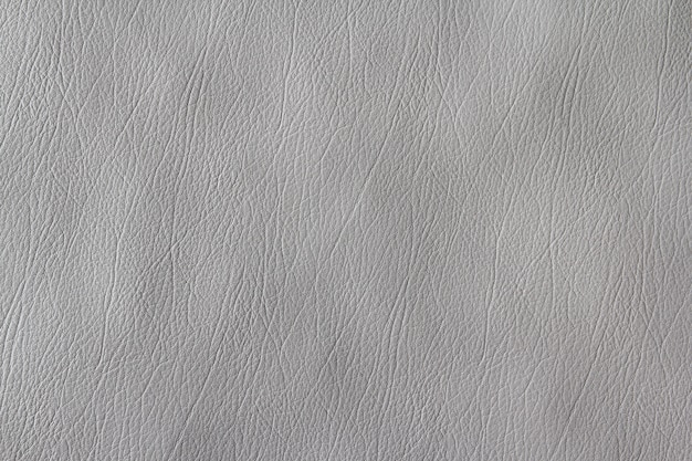 Textura de couro cinza pode ser usada como plano de fundo