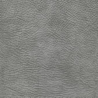 Textura de couro cinza sem costura