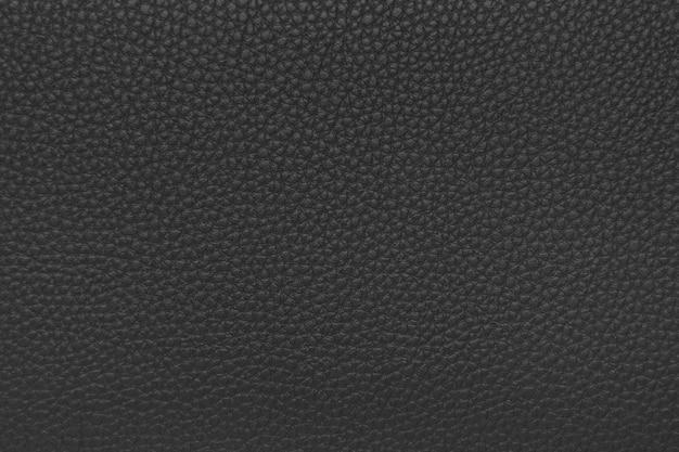 Textura de couro cinza