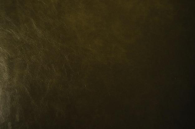 Textura de couro escuro