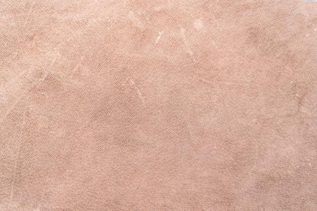Textura de couro genuíno