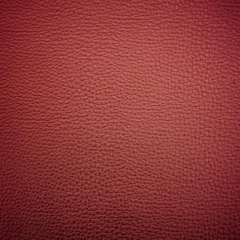Textura de couro marrom escuro pode ser usada como plano de fundo