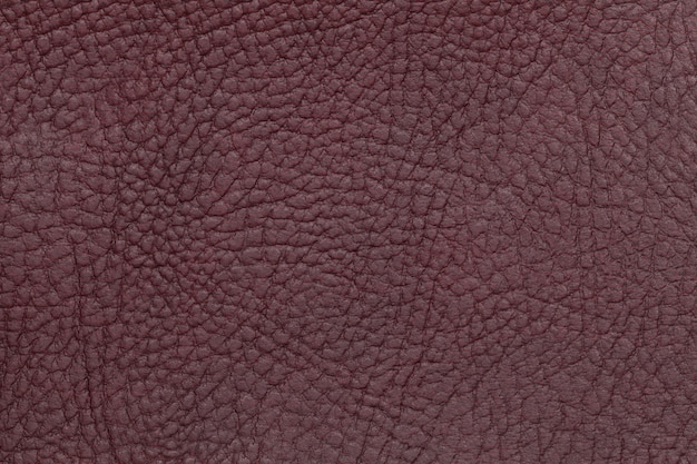 Textura de couro marrom