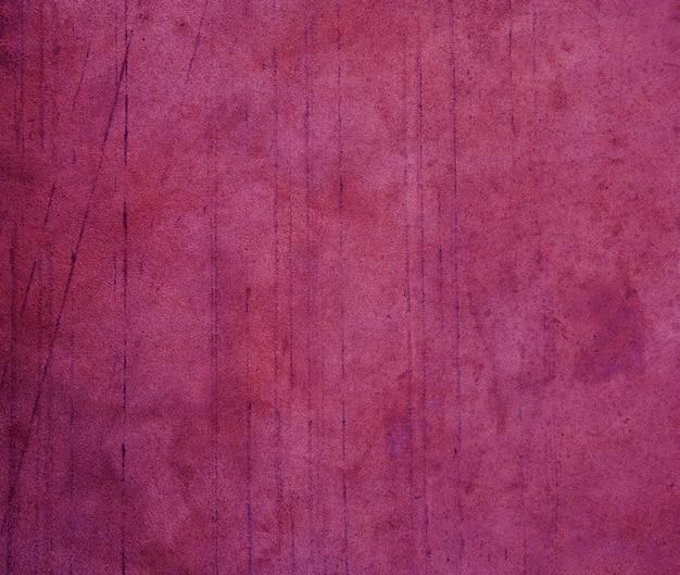 Textura de couro resistido roxo