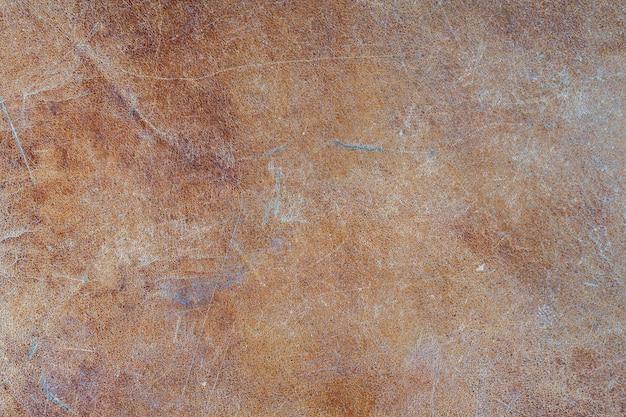 Textura de couro riscado