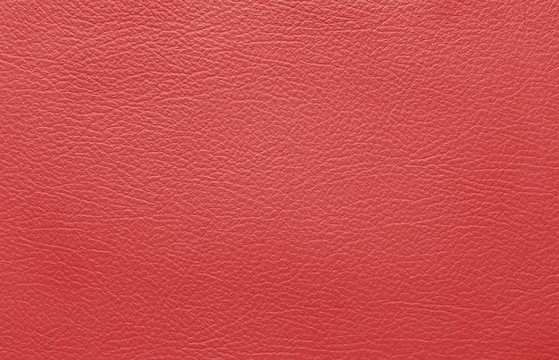Textura de couro rosa cremoso