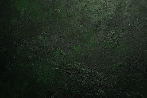 Textura de desenho de fundo abstrato verde escuro
