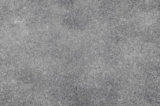 Textura de estrada asphat na cor cinza