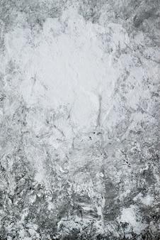 Textura de estuque preto e branco com gradiente e grunge