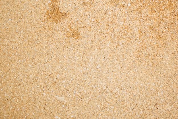 Textura de farinha de milho de vista superior