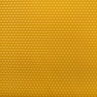 Textura de favo de mel perfeita. geométrico amarelo.