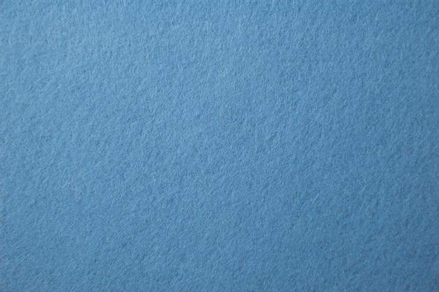 Textura de feltro azul para plano de fundo
