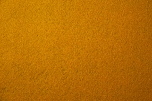 Textura de feltro laranja