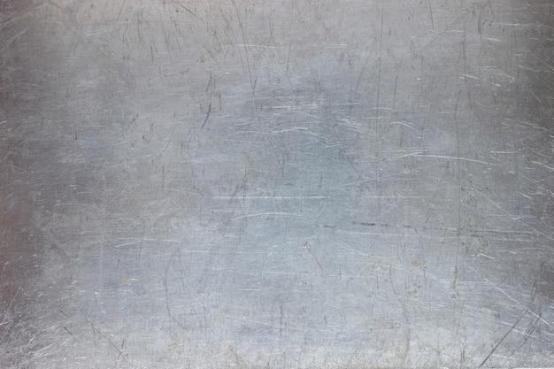 Textura de ferro, padrão a placa de metal com arranhada