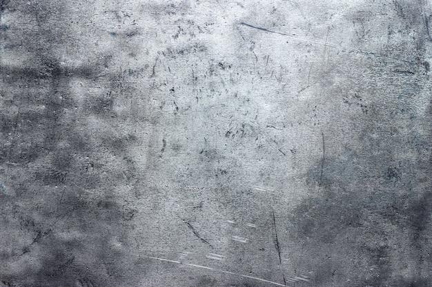 Textura de ferro vintage, close-up superfície de metal como plano de fundo