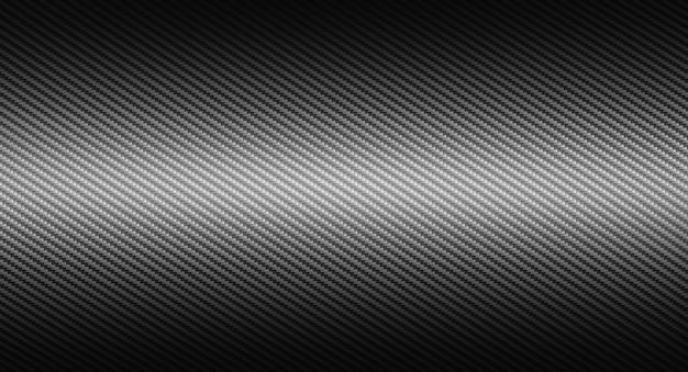 Textura de fibra de carbono, ninguém por perto