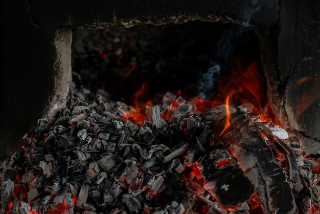 Textura de fogo