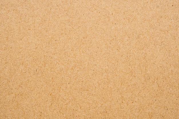 Textura de folha de kraft reciclada ecológica de papel marrom