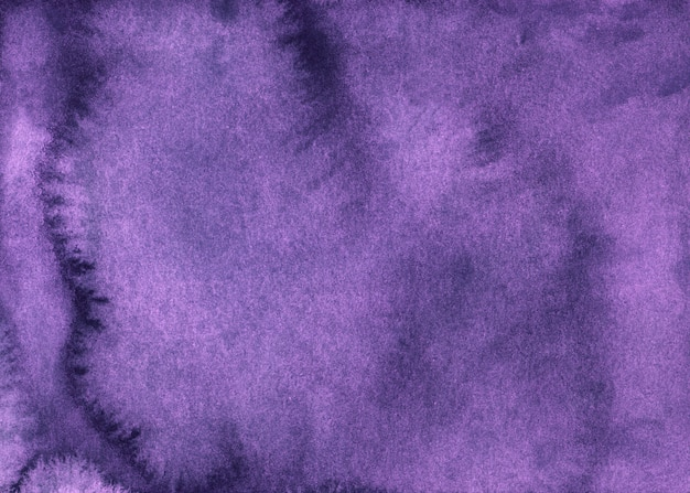 Textura de fundo aquarela lavanda velha. pano de fundo roxo aquarelle, pintado à mão.
