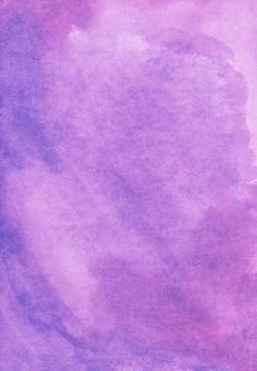 Textura de fundo aquarela lavanda