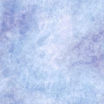 Textura de fundo aquarela sem costura padrão azul modelo padrão azul