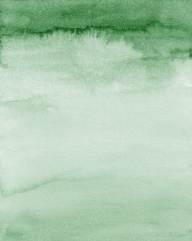 Textura de fundo aquarela verde esmeralda, sobreposição verde, papel digital