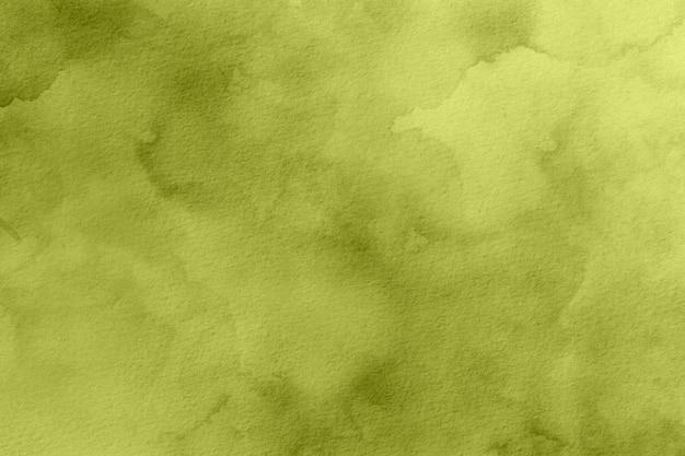 Textura de fundo aquarela verde
