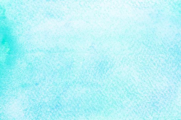 Textura de fundo azul aquarela