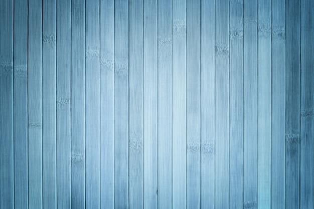 Textura de fundo azul de madeira clara.