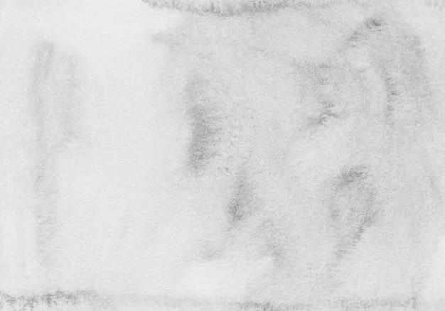 Textura de fundo cinza claro aquarela