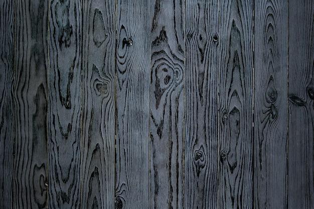 Textura de fundo cinza de madeira de pinho rústico