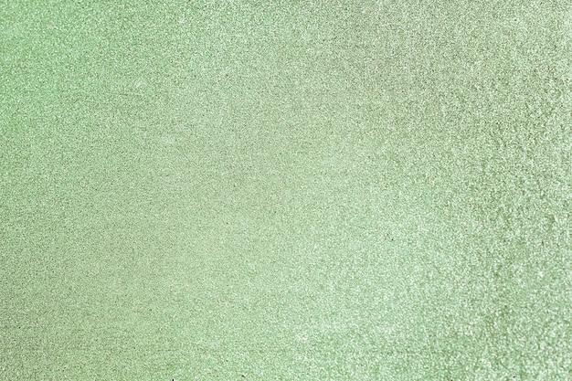 Textura de fundo com glitter verde