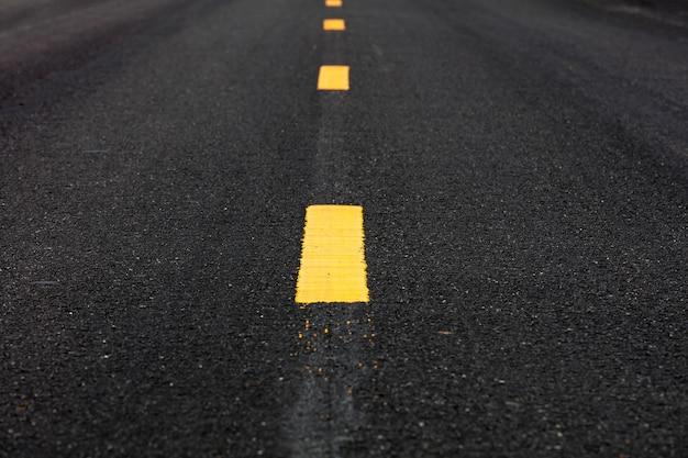 Textura de fundo da superfície da estrada
