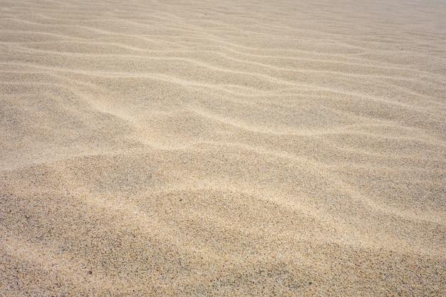 Textura de fundo de areia