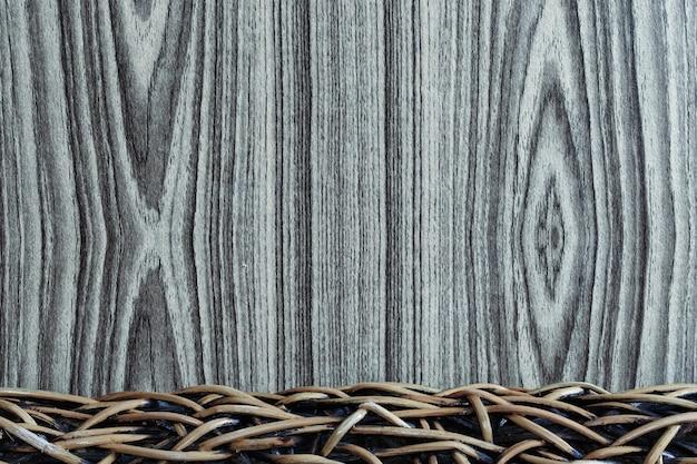 Textura de fundo de cadeira de vime