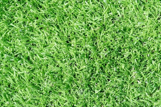 Textura de fundo de campo de futebol de grama artificial de vista superior