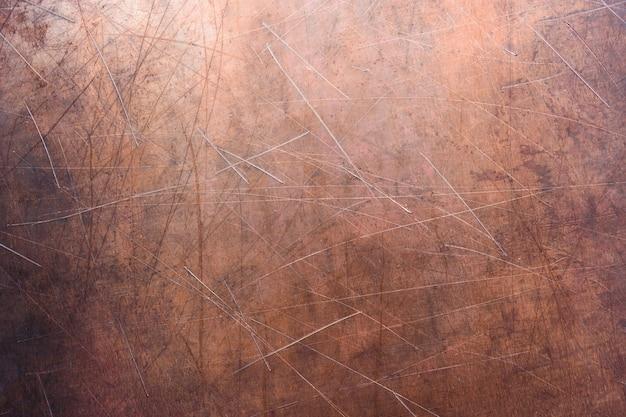 Textura de fundo de cobre