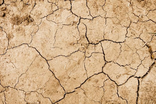 Textura de fundo de lama seca