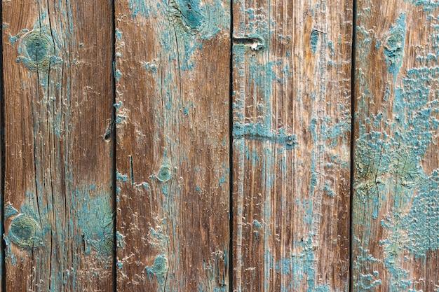 Textura de fundo de madeira vintage com nós e orifícios de pregos