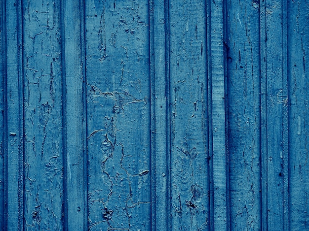 Textura de fundo de parede azul.